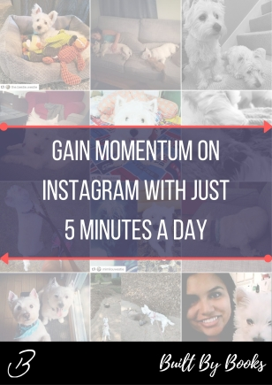 Gain Momentum on Instagram with Just 5 Minutes a Day | Built by Books