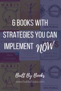 Read development books that give you tangible strategies you can implement from day one!