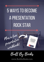 Want to be a better presenter? Check out these tips and grab the free workbook to plan our next presentation!