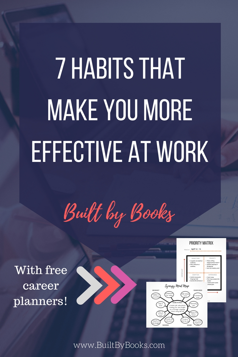 Use these free resources to become more effective at work!