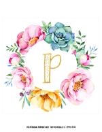 P-free-initial-printables